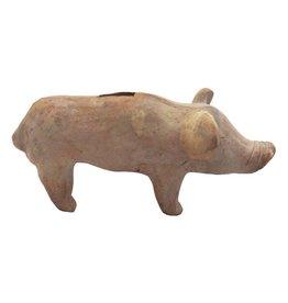 Terracotta Piggy Bank