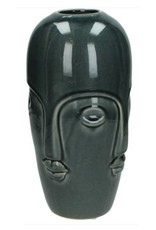 Vase in the shape of a head