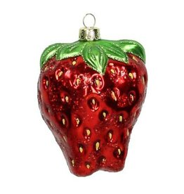 "Christmas ornament ""Strawberry"""