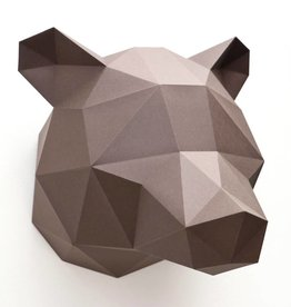 Paper Bear / Brown