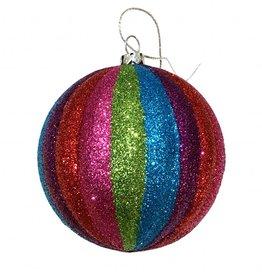 "Kerstbal ""Multicolor"""