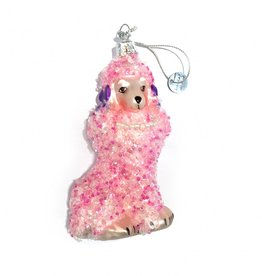 "Christmas ornament ""Poodle"""