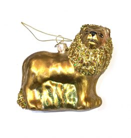 "Christmas ornament ""Lion"""