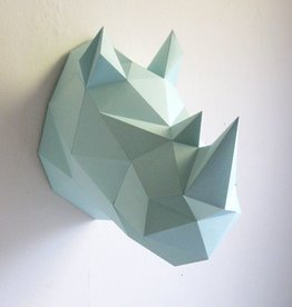 Papieren neushoorn / Mint