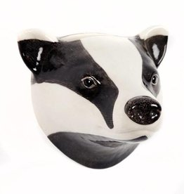 Wall Vase / Badger