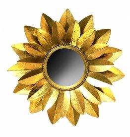 Zonnebloem spiegel