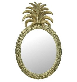 Pineapple mirror