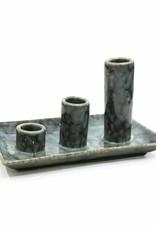 Design kandelaar van keramiek