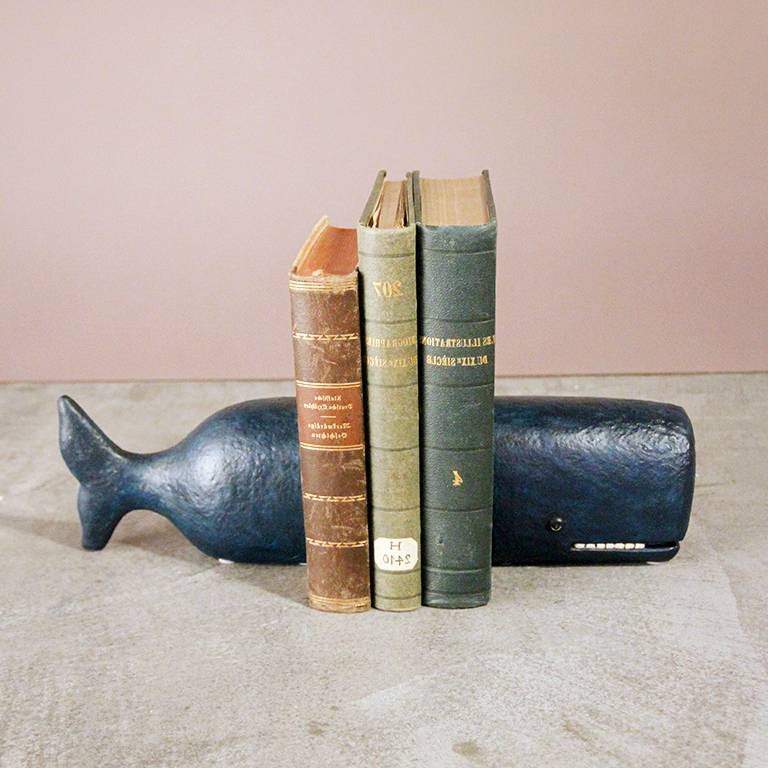 Walvis boekensteun