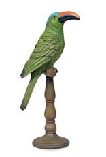 Toucan figure