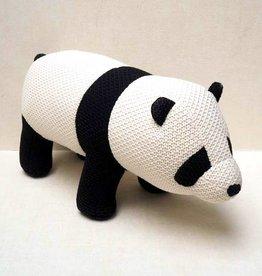 Gehaakte panda