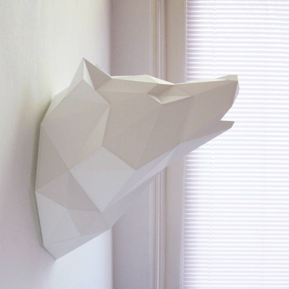 Paper Kit / Wolf / Wit