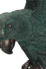 Parrot decor figurine