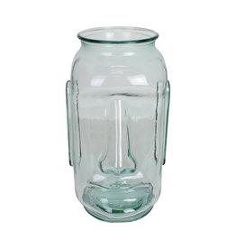 """Vase """"Moai"""""""