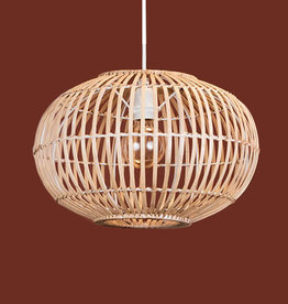 Pendant Light / Bamboo / S