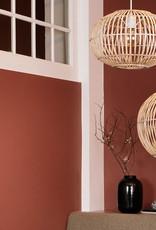 Design hanglamp van bamboe
