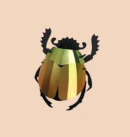 Papieren Kever / Scarabee / Mango