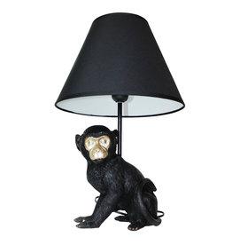 Tafellamp / Zittend aapje