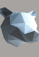 Paper Bear / Blue