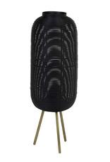"Zwarte design lamp ""Alec"""
