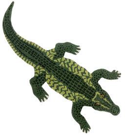 Vloerkleed / Krokodil / L