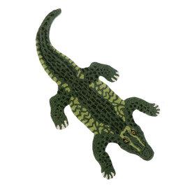 Vloerkleed / Krokodil / S