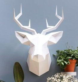 Paper Deer / White