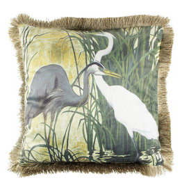 Cushion / Heron