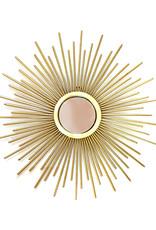 Gouden zonnespiegel