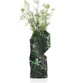 Paper Vase / Marble