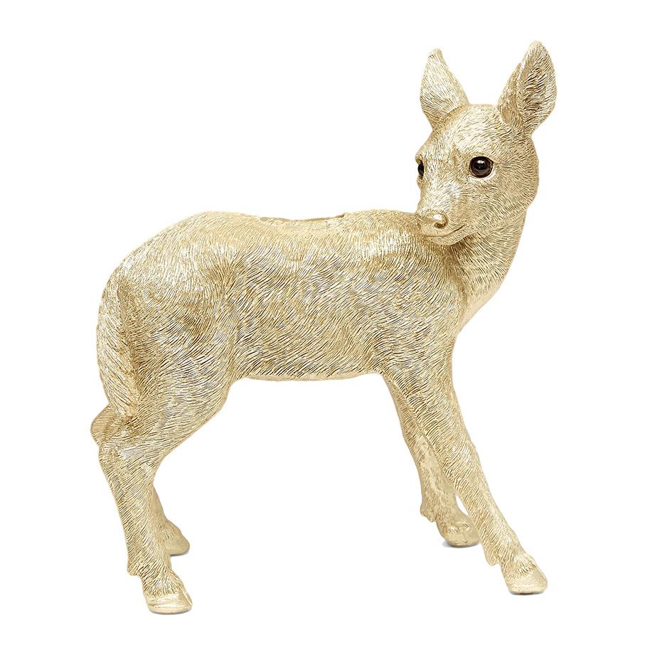 Gouden hert spaarpot