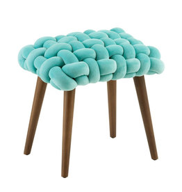 Knotted stool