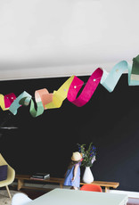 Paper garland from Floris Hovers