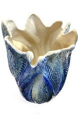 Large modern design tulip vase