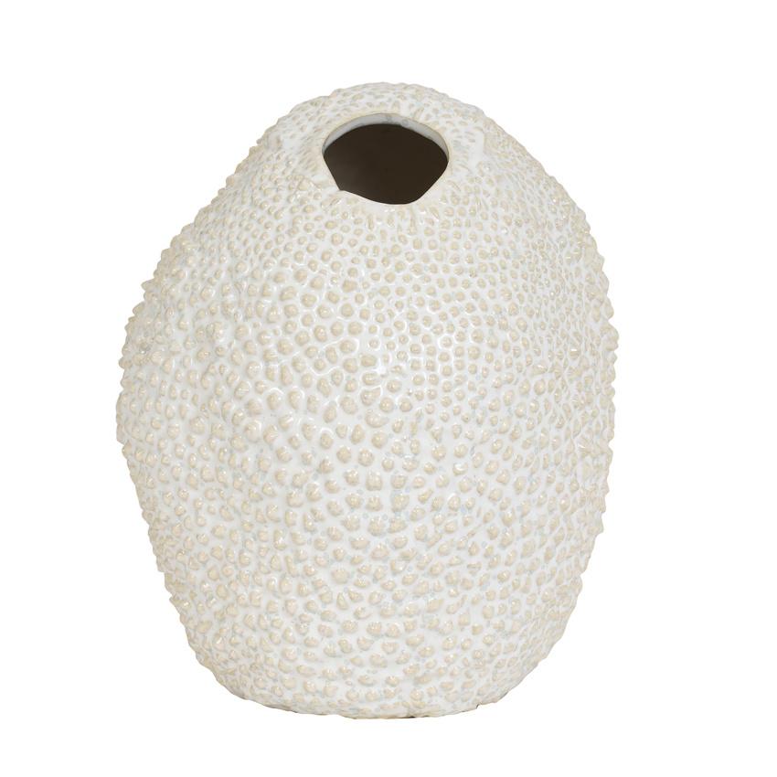 Large modern design coral vase