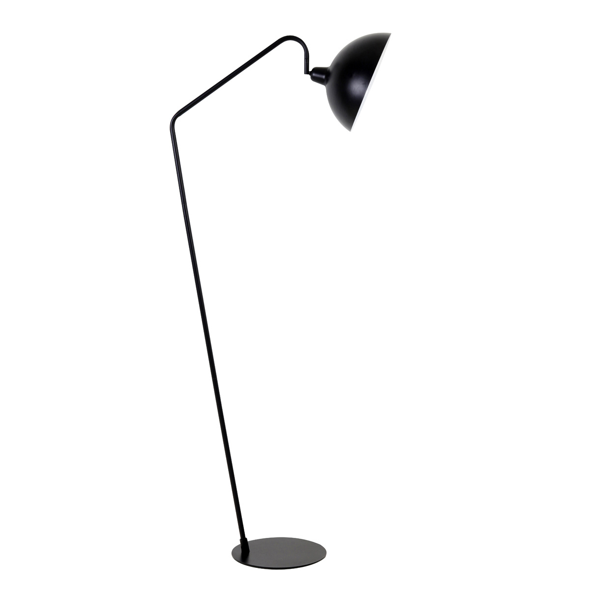 "Modern design floor lamp ""Lee"""
