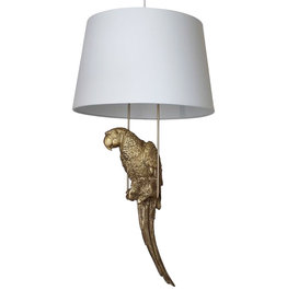 Parrot Pendant Light