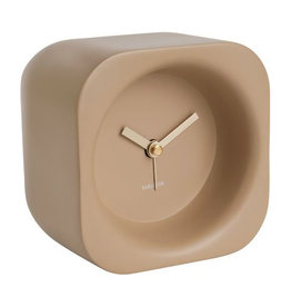 Beige alarm clock