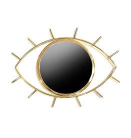 Mirror / Eye / Gold