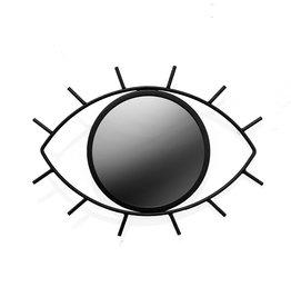 Spiegel / Eye / Zwart
