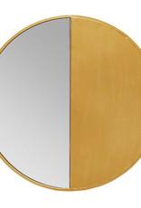 """Large gold mirror """"Sami"""""""