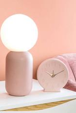 "Pink table lamp ""Gala"""