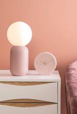 "Roze design tafellamp ""Gala"""