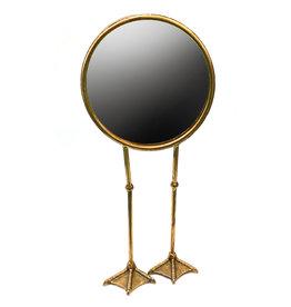 Spiegel op vogelpoten / L