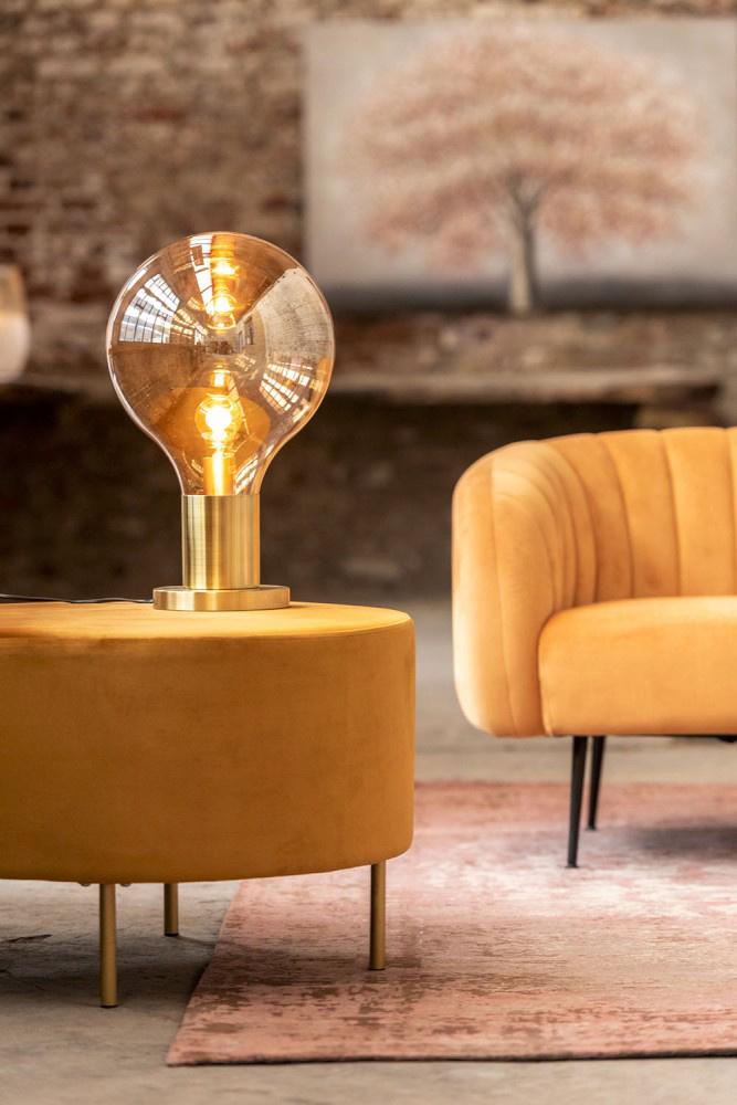 "Vintage retro design stijl tafellamp ""Aksel"""