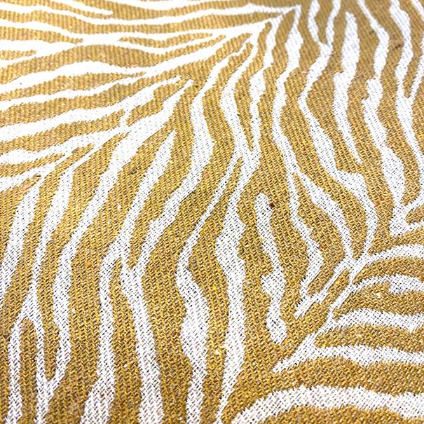 Sierkussen met zebraprint