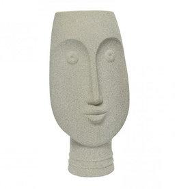 Face Vase / Grey