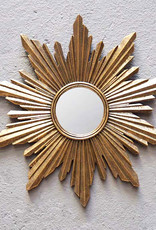 Retro design sun mirror