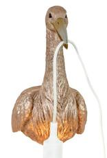 Modern design stork wall light