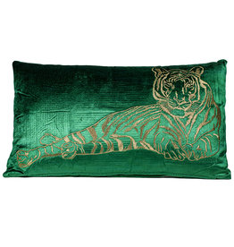 Rectangular cushion / Tiger